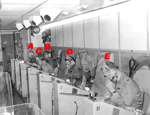 1968 Cricket Airborne Battlestaff Photo